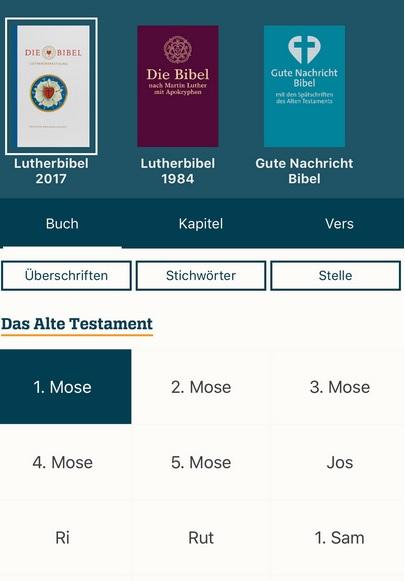 Lutherbibel Download Kostenlos