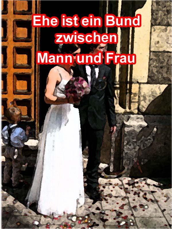 Frau sucht den mann für die ehe
